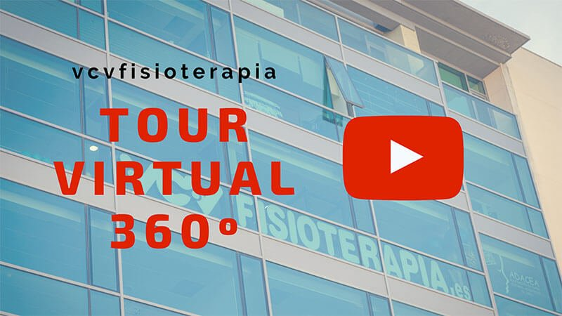 tour virtual 360 vcvfisioterapia en jaén